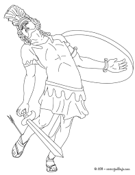 imagenes de zeus para dibujar faciles personajes de la mitologia griega para colorear dibujos para