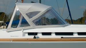 Sailboat Sun Awnings Sailboat Dodger T Top S A S Style In Boat