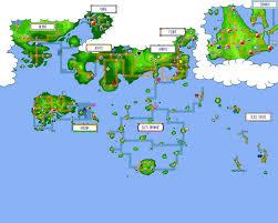World Map Regions by Pokemon World Map Roundtripticket Me