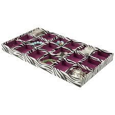 amazon com sheffield home sheffield home 18 section jewelry organizer jewelry tray drawer organizer shabby chic