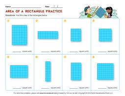 area and perimeter worksheets worksheets