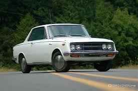 vintage toyota ad 1968 toyota corona project ride resurrection drivingline