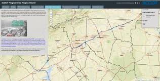 Columbia Sc Map Scdot Offers Interactive Road Construction Map