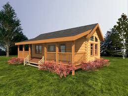 One Level Homes One Level Custom Timber Log Homes