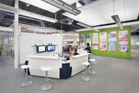 Office Furniture Solution by Dekalb Office Customer Experience Center Solution Story Dekalb