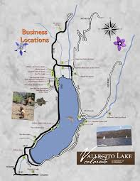Map Of Southwest Fl Vallecito Lake Mapofficial Tourism Site Of Durango Colorado