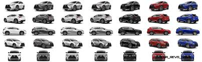 lexus is 200t colors 2015 lexus nx colors