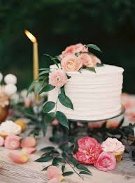 wedding cake greenery 20 beautiful buttercream wedding cake ideas the bohemian wedding