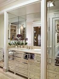 Horchow Bathroom Vanities Mirrored Bathroom Vanities Sandra Espinet