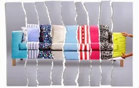 relooker un canap en tissu customiser canapé sans se ruiner la maison du convertible