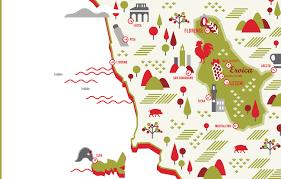 Lucca Italy Map by Tuscany Ingamba