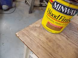 what stain looks on pine new wood look minwax