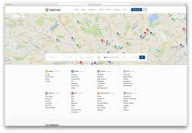 Embed Google Maps On Your Blog Or Site Blodger by 20 Best Directory Wordpress Themes 2017 Colorlib