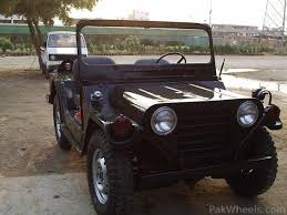 commando jeep modified m151 mutt commando jeep club general 4x4 discussion pakwheels