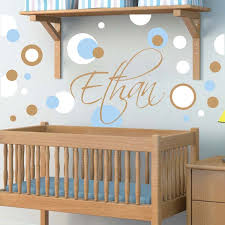 Cute Polka Dot Vinyl Wall Decals Trendy Wall Designs - Polka dot wall decals for kids rooms