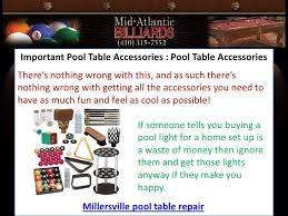 Best Pool Table For The Money by Important Pool Table Accessories