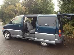 new mazda van toyota granvia td day mpv van 8 seater camper hi spec 1 owner low
