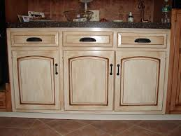 Paint Amp Glaze Kitchen Cabinets by Kitchen Cute White Painted Glazed Kitchen Cabinets Stove Paint