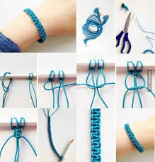 hand make bracelet images Fast and easy ways to do a fashionable bracelets jpg