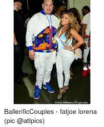 Fat Joe Meme - prince williamsatlpicsnet ballerificcouples fatjoe lorena pic