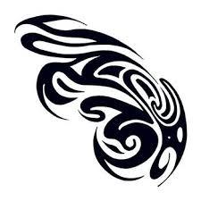 tribal swirls temporary
