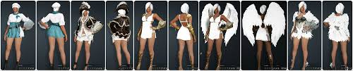 bdo wizard costume female valkyrie costumes and underwear valkyrie the black