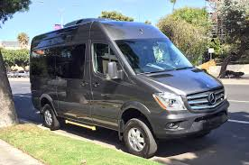 4x4 mercedes 2015 mercedes sprinter 4x4 road trip review