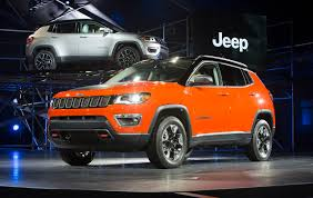 compass jeep 2016 2016 la preview the 2017 jeep compass goes a new direction and