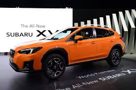 subaru crosstrek 2017 new 2017 subaru xv crossover turns up in geneva auto express