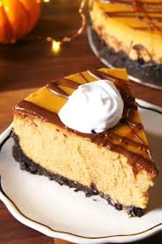 20 easy pumpkin cheesecake recipes how to make pumpkin