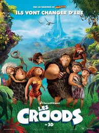 return main poster croods animation film