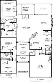 Av Jennings Floor Plans Coastal Cooper Ridge Simpsonville South Carolina D R Horton