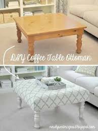 Easy Diy Home Decor Ideas 16 Diy Coffee Table Projects Page 3 Of 4 Diy Joy