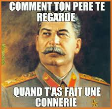 Stalin Memes - papa stalin meme by biftek raymond memedroid
