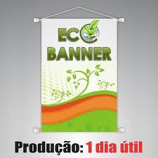 Conhecido Banner em Lona Especial 440g/m² - Arte Marina Serviços Gráficos @LB91