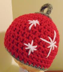 crochet christmas ornament hat u2013 free pattern onceuponatimecrochet