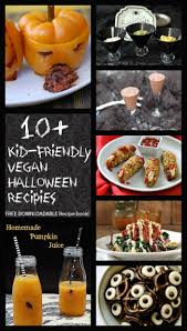 86 best vegan halloween images on pinterest halloween recipe