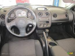 2003 mitsubishi eclipse spyder gt midnight dashboard photo