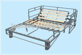 folding sofa bed frame queen size steel frame folding sofa bed mechanism buy folding sofa