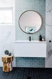1950s color scheme blue bathroom floor tile ideas 1950s update vintage and white