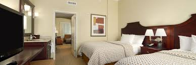 2 Bedroom Suites In Tampa Florida Embassy Suites Convention Center Tampa Hotels