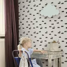 wallpaper nursery wallpaper childrens wallpaper ferm living rabbit wallpaper
