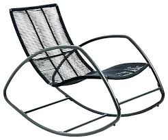 Patio Rocking Chairs Metal Metal Rocking Chairs Outdoor Vintage Metal Outdoor Rocking Chairs