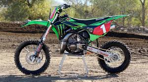 85cc motocross bike pro circuit kawasaki kx85 mini ripper transworld motocross
