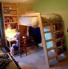 homemade loft beds ashley under thesummit loft bed 3 homemade loft