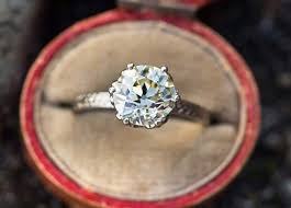 old wedding rings images 8 vintage wedding ring trends that are in style purewow jpg