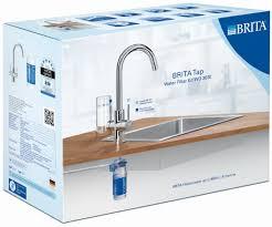 Britta Faucet Filter Brita 3 Way Filter Dispenser Swan Neck Spout Brita Water Filters