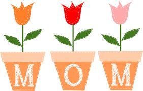 Flowers For Mom Free Flowers For Mom Clip Art