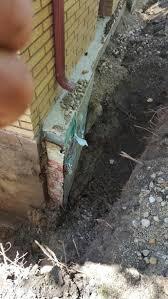basement waterproofing contractor in peru il sinking foundation