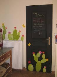 peindre porte cuisine porte cuisine drôles d idées